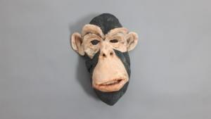 Chimp Portrait James Ort-5