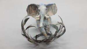 Stampeding elephant James Ort-14
