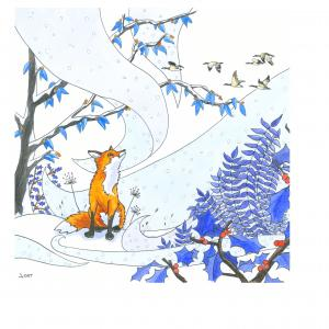 Winter Fox James ORT